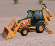 Backhoe Home
